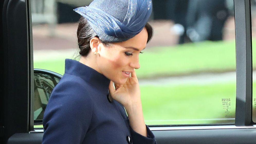 Meghan Markle na vjenčanju princeze Eugenie