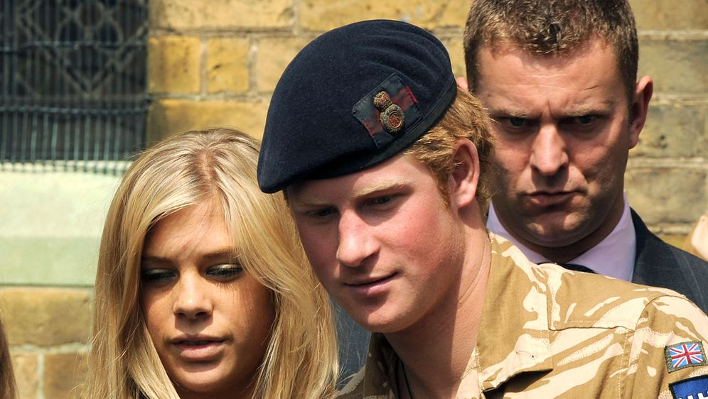 Chelsy Davy i princ Harry (Foto: Press Association/PIXSELL)