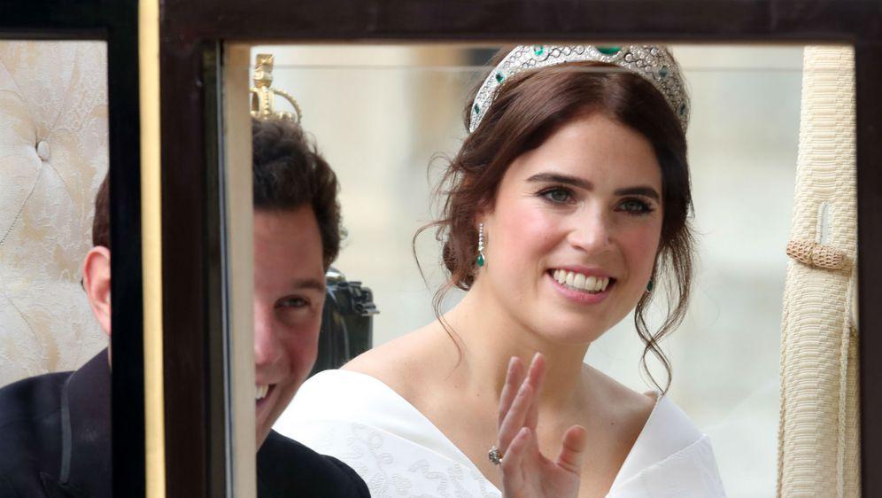 Princeza Eugenie udala se za Jacka Brooksbanka