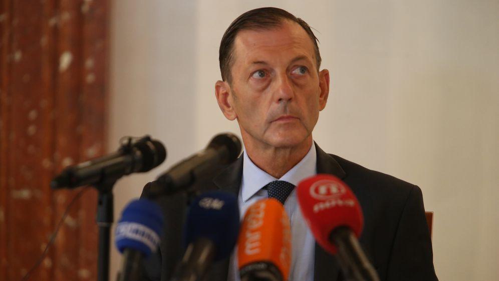 Dr. med. Julije Meštrović, ravnatelj splitskoga KBC-a (Foto: Ivo Cagalj/PIXSELL)
