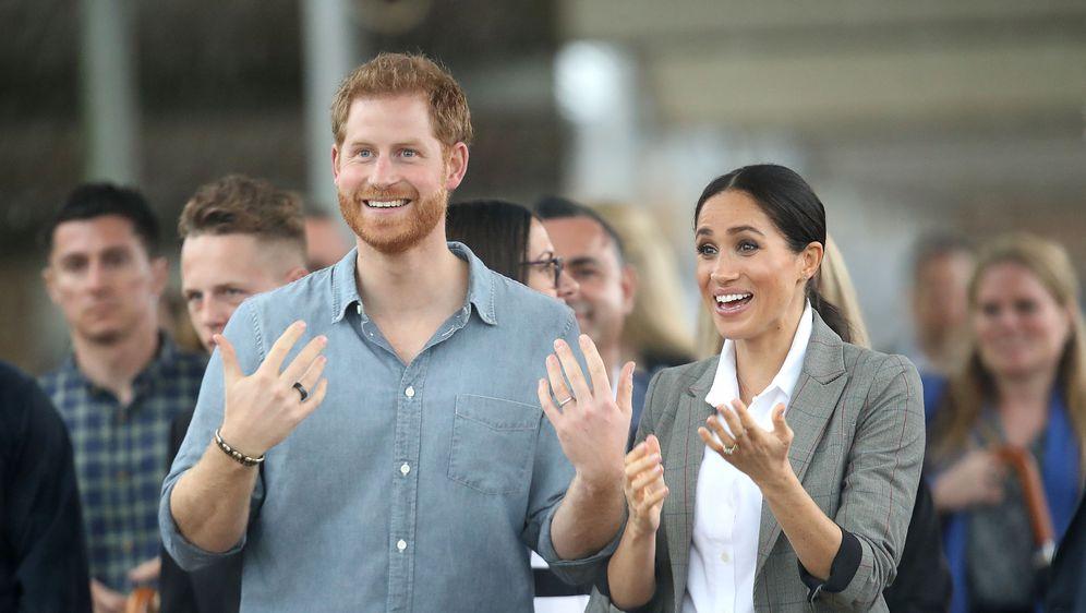 Princ Harry i Meghan Markle (Foto: Getty Images)