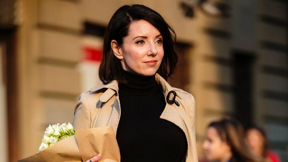 Urednica i spisateljica Zora Bjelousov na zagrebačkoj špici