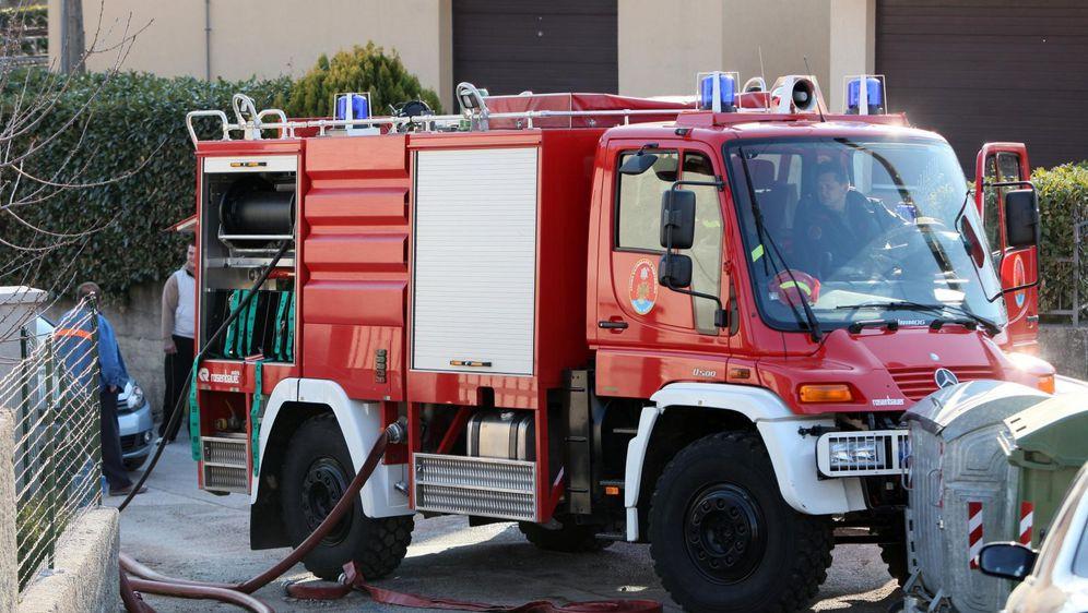 Vatrogasci na intervenciji, ilustracija (Foto: Nel Pavletic/PIXSELL)