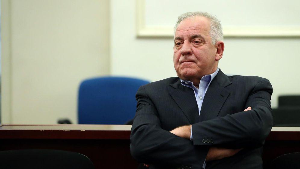Ivo Sanader u sudnici (Foto: Goran Stanzl/PIXSELL)