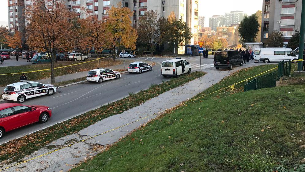 Obračun u Sarajevu, dvojica policajaca ubijena (Foto: Miran Mahmutović) - 4
