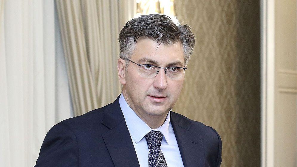 Predsjednik Vlade Andrej Plenković (Foto: PIXSELL/Patrik Macek)