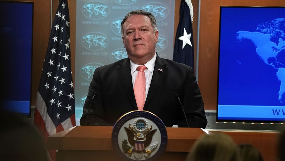 Mike Pompeo (Foto: AFP)
