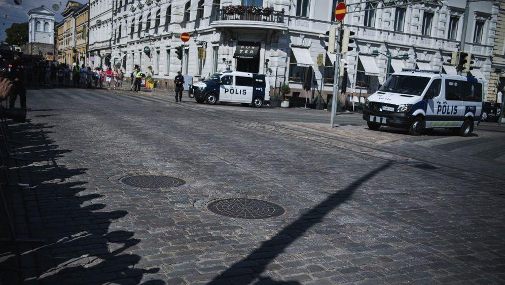 Policija u Finskoj (Arhiva: AFP)