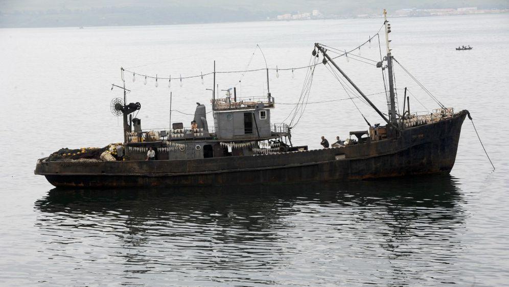 Sjevernokorejska ribarica (Arhiva: AFP)