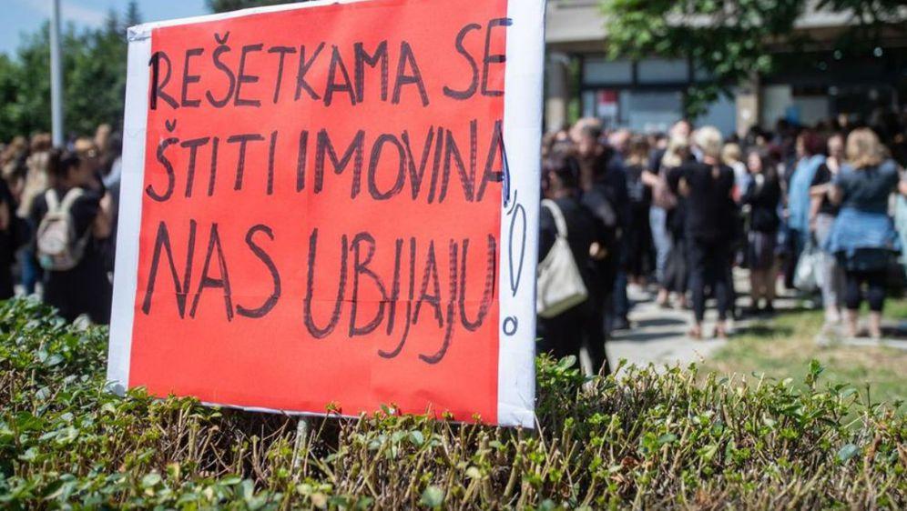 Prosvjed socijalnih radnika, ilustracija (Foto: Davor Puklavec/PIXSELL)