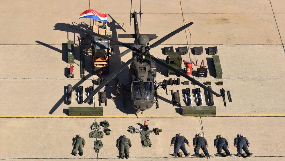 Hrvatska vojska odgovorila na izazov Tetris Challenge (Foto: MORH)