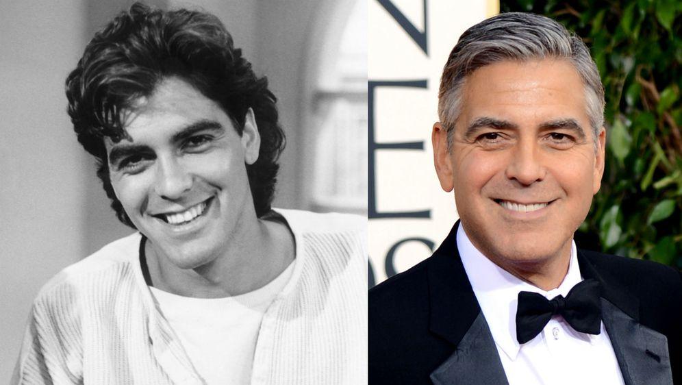 Nekad i sad: George Clooney