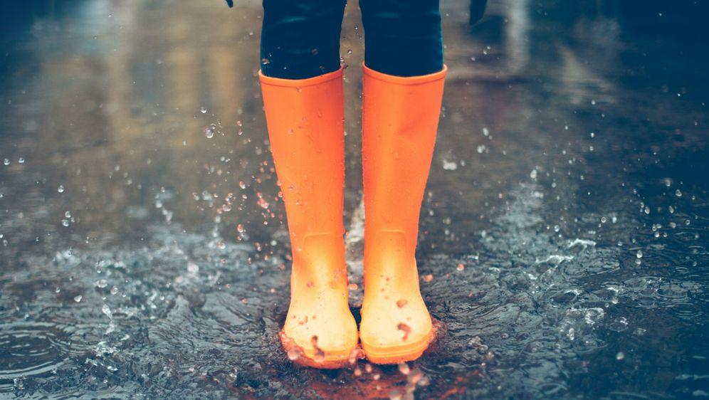 Gumene čizme mogu izgledati vrlo šik i lijepo