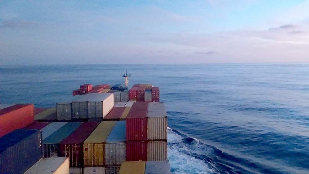 Fotografija iz potrage za nestalim pomorcima (Foto: Morski.hr)