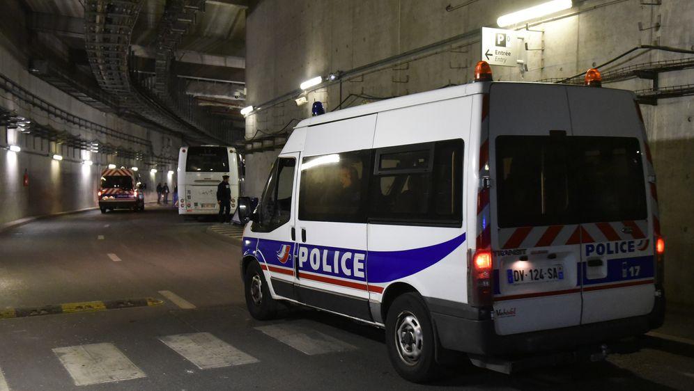 Francuska policija, ilustracija (Foto: Uwe Anspach/DPA/PIXSELL)
