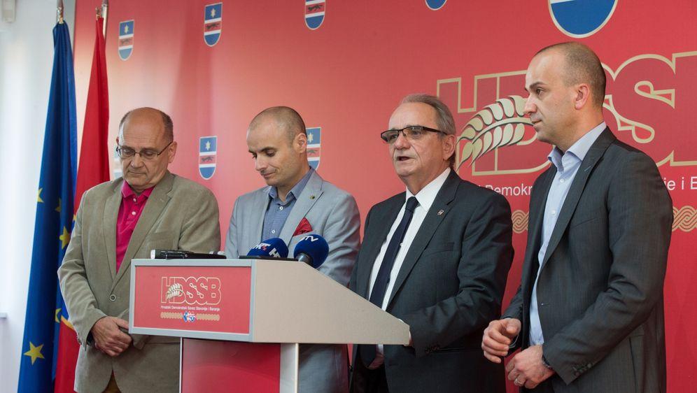 HDSSB neće podržati nikoga na izborima (Foto: Dubravka Petric/PIXSELL)