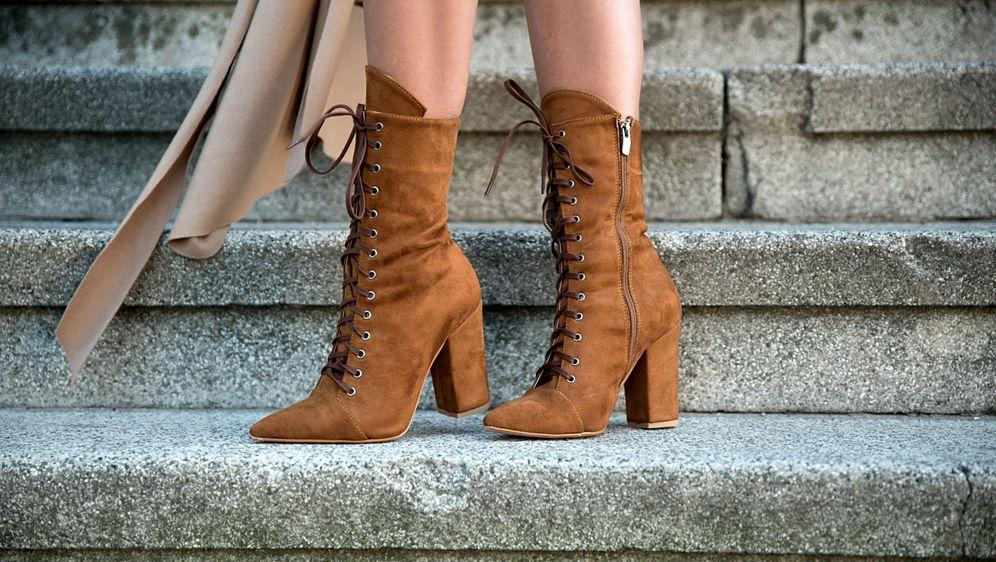 Čizme na petu na vezanje bit će popularne u nadolazećem razdoblju
