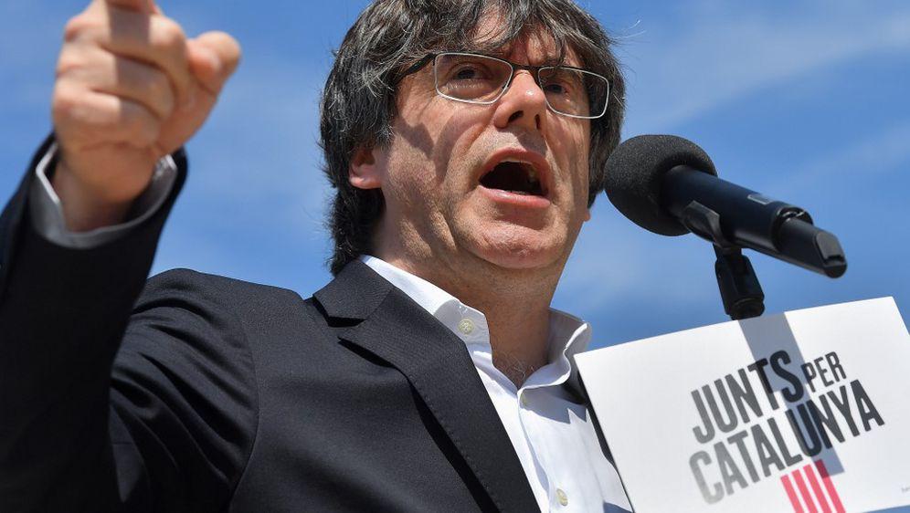 Carles Puigdemont (Foto: AFP)