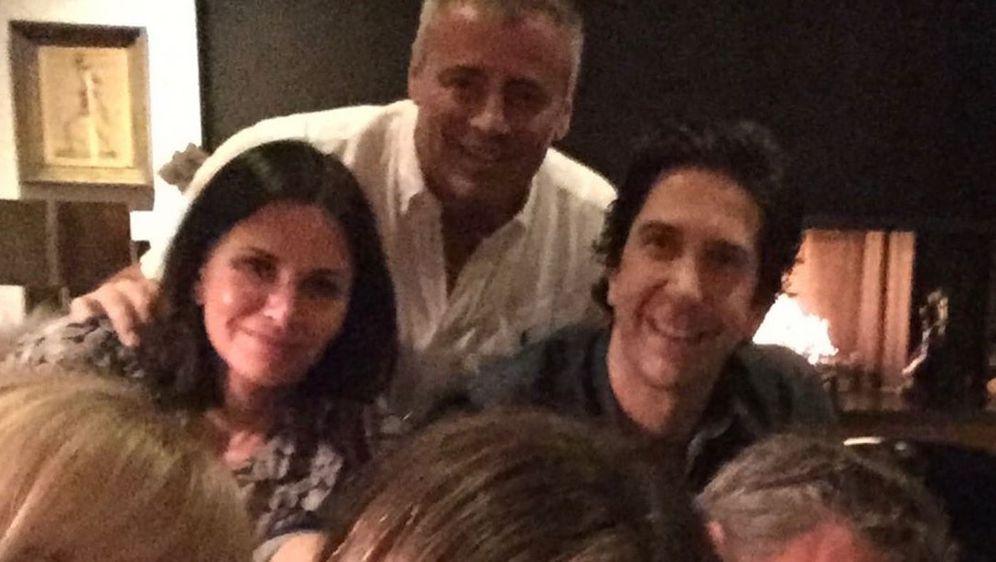 Jennifer Aniston, Matt LeBlanc, David Schwimmer, Courteney Cox, Lisa Kudrow, Matthew Perry (Foto: Instagram)