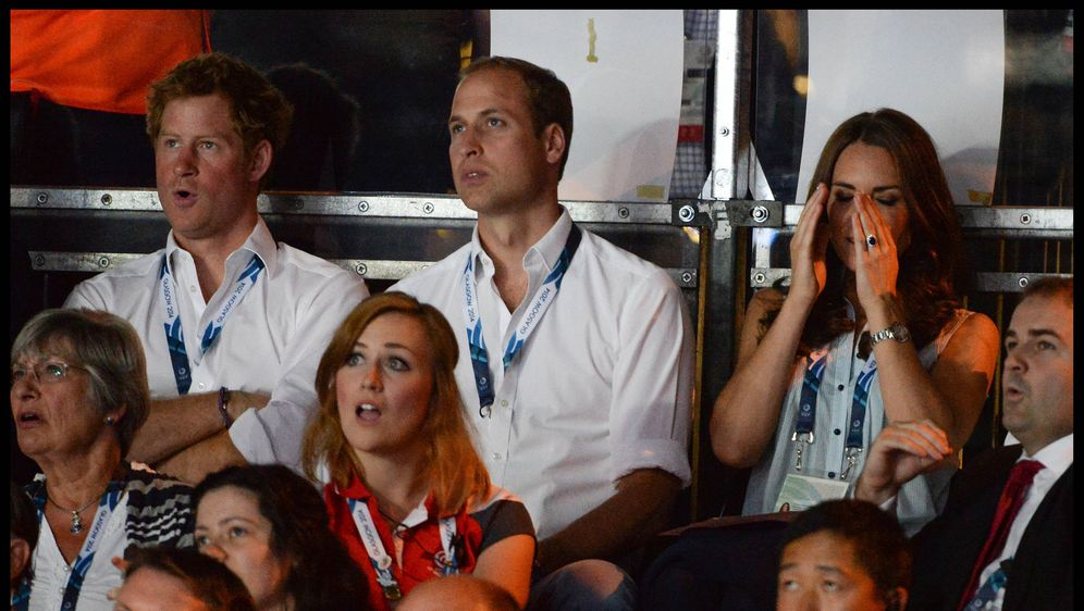 Princ William, princ Harry (Foto: Profimedia)