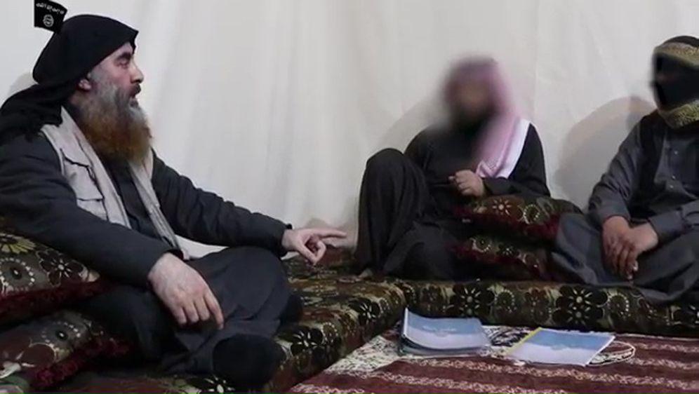 Abu Bakr al Bagdadi (Foto: AFP)