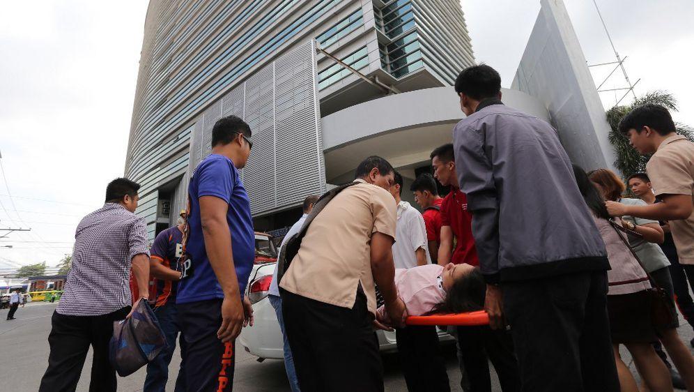 Potres na Filipinima (Foto: AFP) - 2