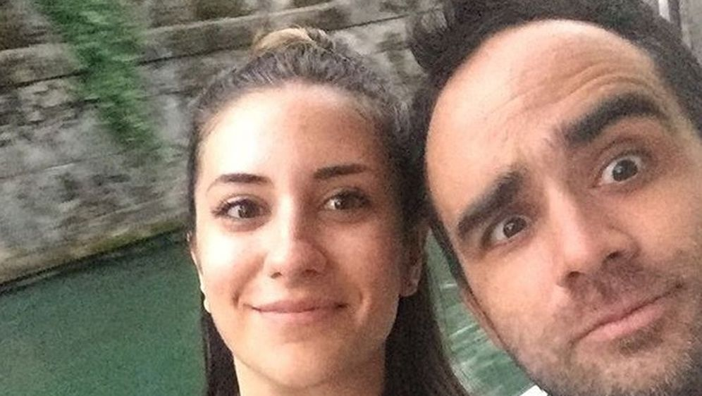 Dino Rogić i Mirna Dizdarević (Foto: Instagram)