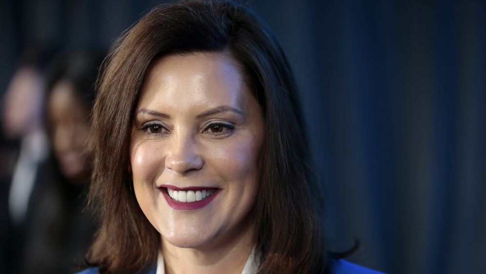 Gretchen Whitmer, guvernerka Michigana
