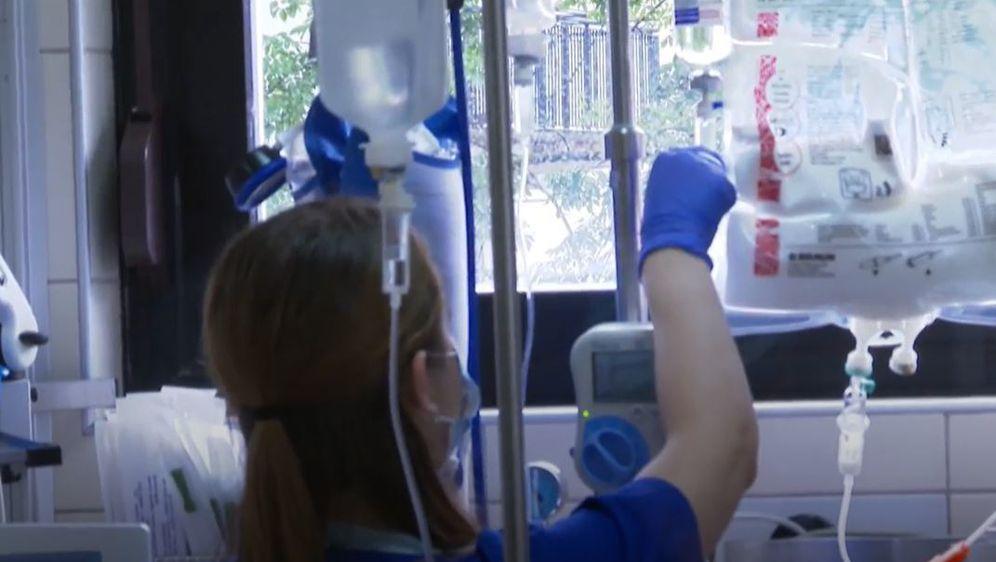 Koronavirus: Stanje u bolnicama - 3