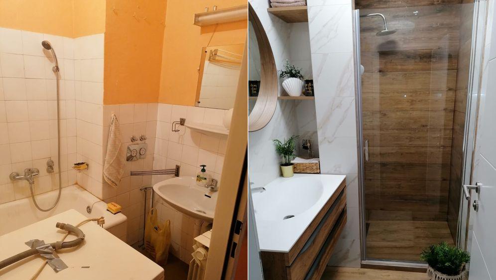 Petra Tarodi iz Varaždina preuredila je svoj stan, a najdraža prostorija joj je nova kupaonica