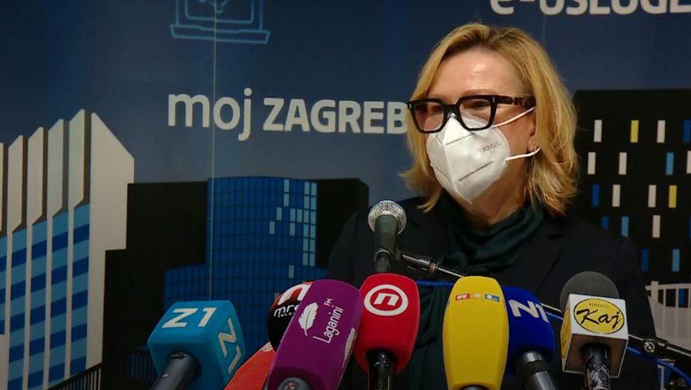 Presica Zagrebačkog stožera civilne zaštite