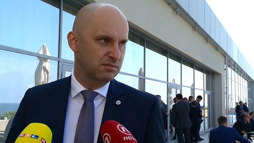 Ministar poljoprivrede Tomislav Tolušić (Video: Dnevnik.hr)