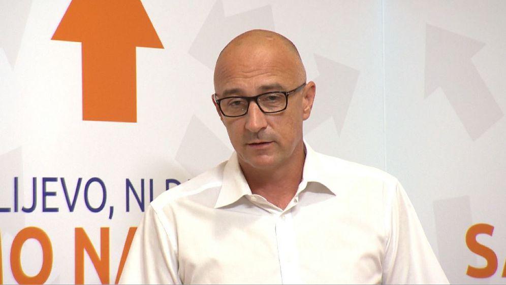 Ivan Vrdoljak, predsjednik HNS-a (Foto: Dnevnik.hr)