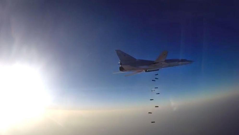 Ruski bombarder iznad Sirije (Foto: Arhiva/AFP)