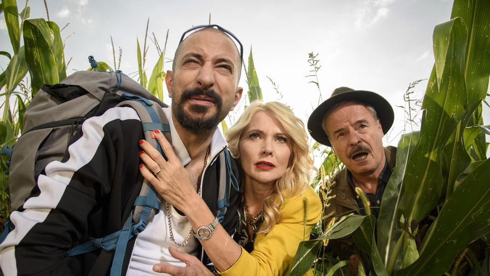 Asim Ugljen, Barbara Nola, Žarko Radić (Foto: PR)