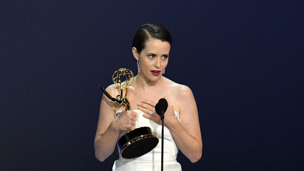 Claire Foy Emmy (Foto: Getty)