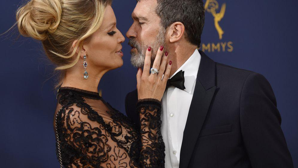 Antonio Banderas i Nicole Kimpel (Foto: Profimedia)