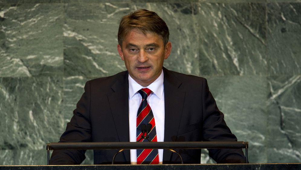 Željko Komšić (Foto: AFP)