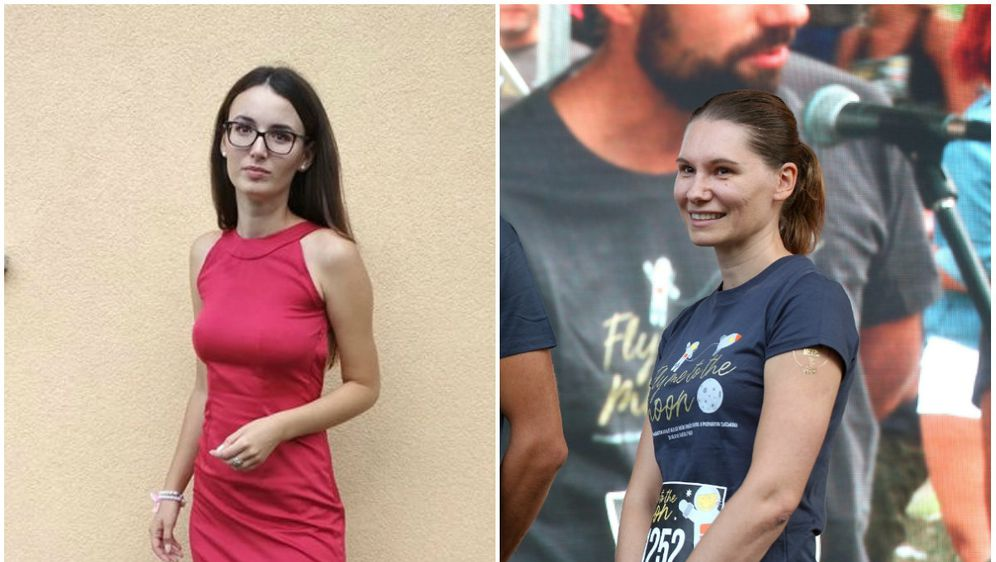 Maja Liković i Jasmina Slavnić (Foto: Privatni album)