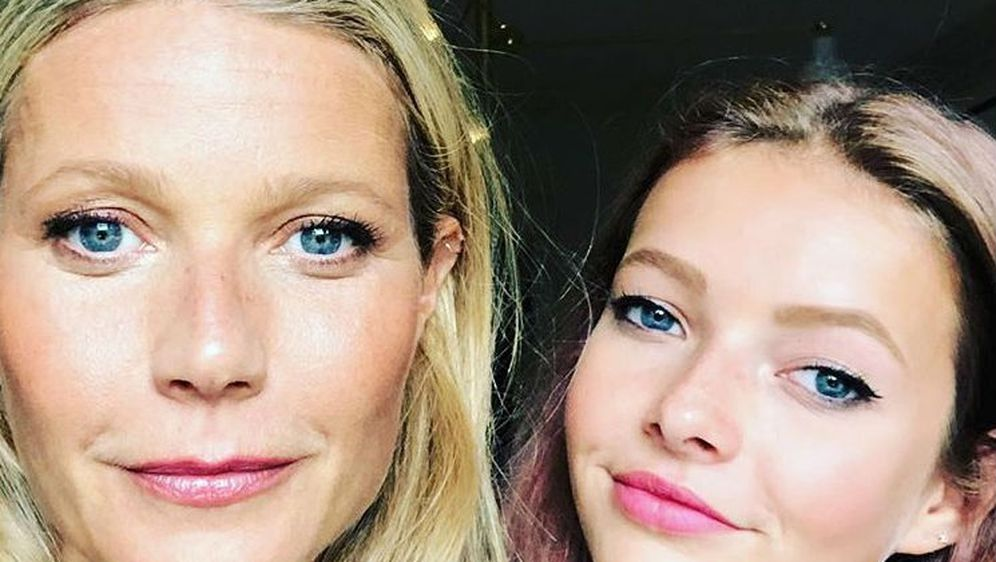 Gwyneth i Apple Paltrow (Foto: Instagram)