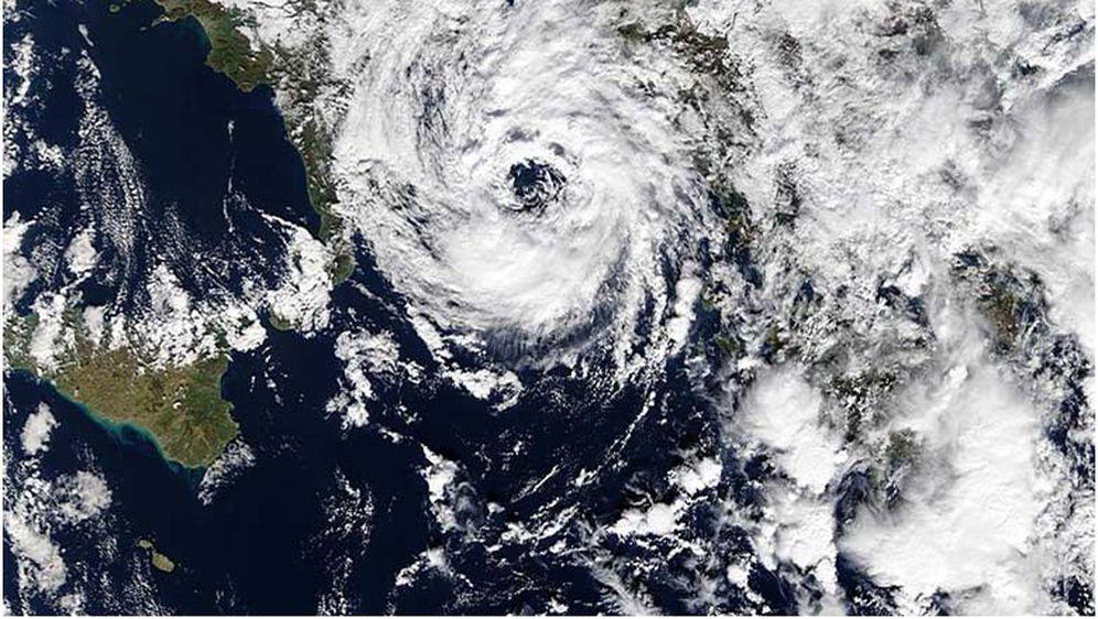 Ilustracija (Foto: NASA-in Terra satelit (DHMZ)