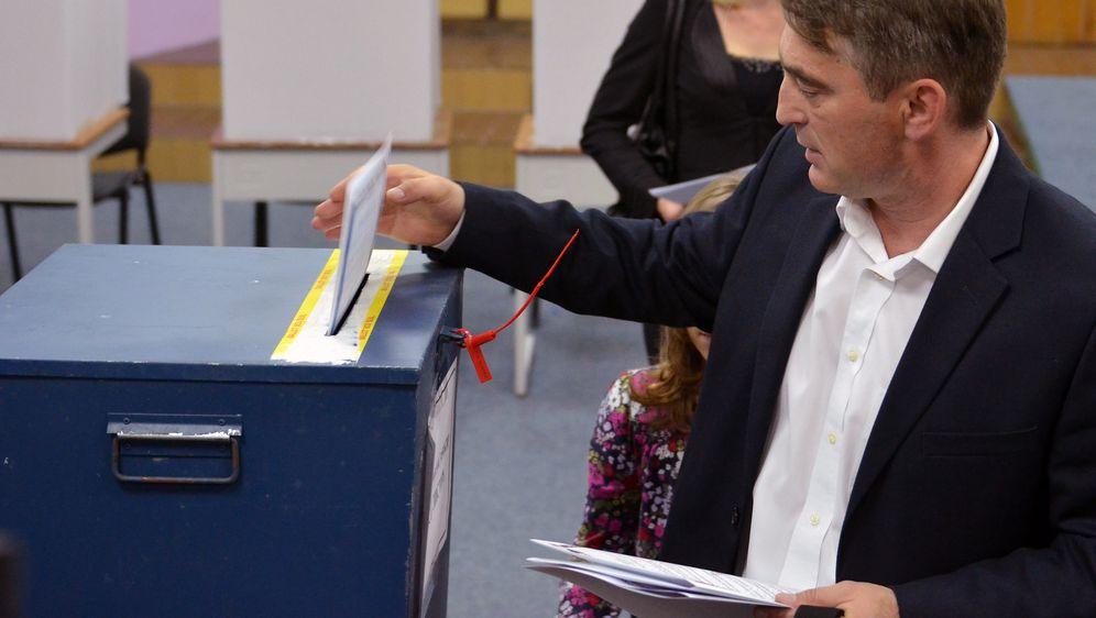 Željko Komšić, arhivska fotografija (Foto: AFP)