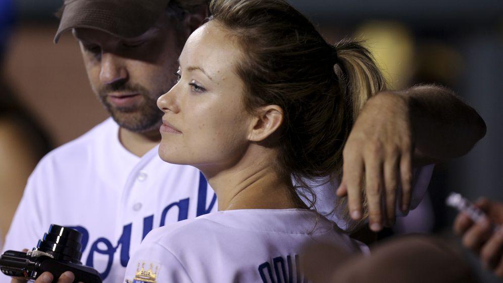 Olivia Wilde i Jason Sudeikis (Foto: AFP)