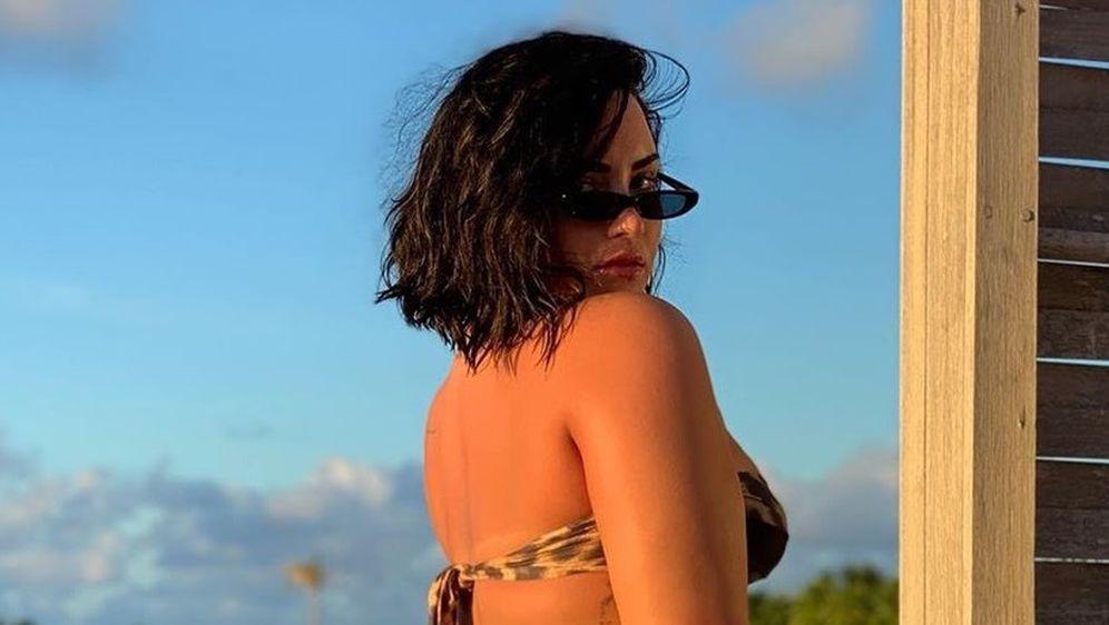 Demi Lovato (Foto: Instagram)