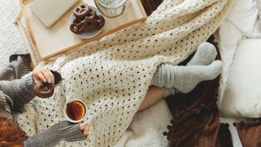 Veselimo se sezoni deka i toplih čarapa koja je pred nama