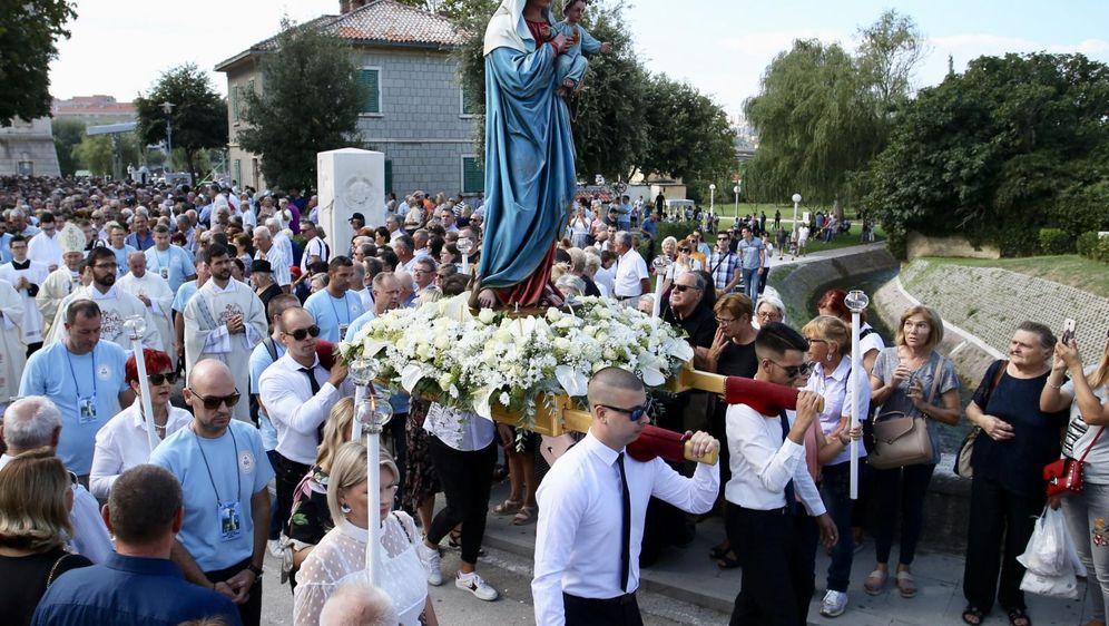 Svetkovina Male Gospe u Solinu (Foto: Ivo Cagalj/PIXSELL)