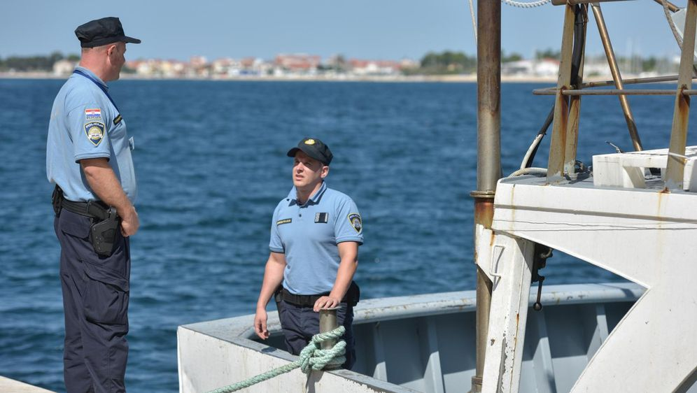 Pomorska policija, ilustracija (Foto: Dino Stanin/PIXSELL)