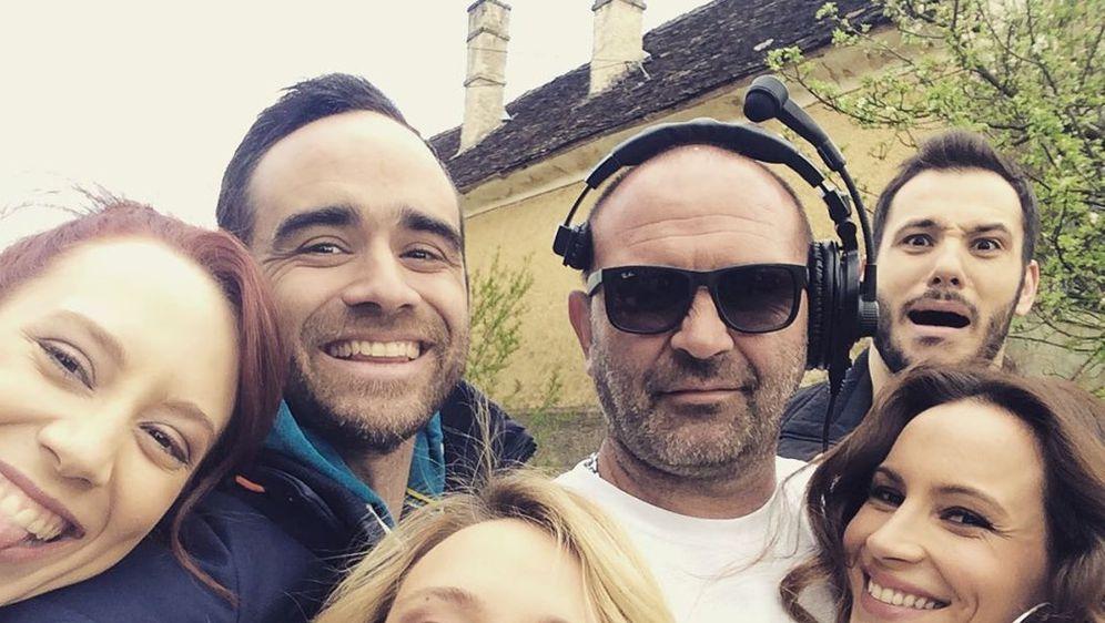 Dino Rogić, Lucia Glavich, Nadia Cvitanović, Martina Stjepanović (Foto: Instagram)