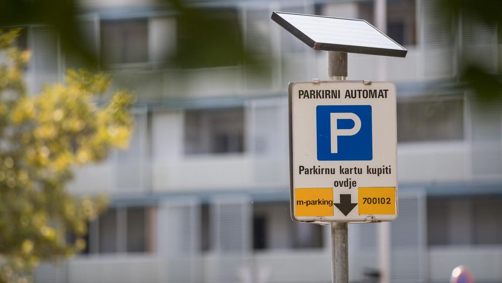 Naplata parkiranja u Zagrebu, ilustracija (Foto: Davor Puklavec/PIXSELL)