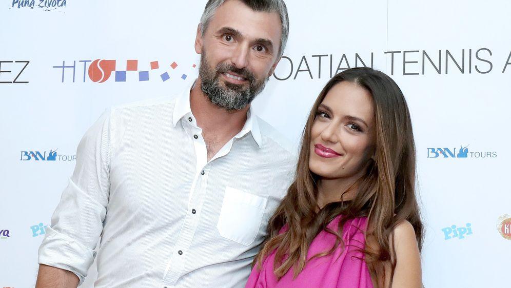 Nives i Goran Ivanišević (Foto: Sanjin Strukić/Pixsell)